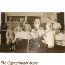 Photo militair hospitaal 1915