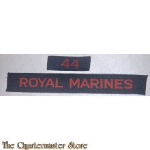 """Cash title""  flash 44 Royal Marines"