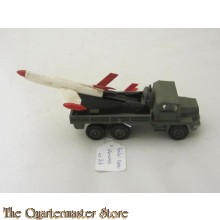 No 816 Berliet gazelle rocket launcher Military truck