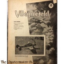 Vliegwereld jaargang 9,no 16  blz 241-256, Haarlem 15  aug 1943