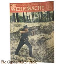 Magazine Die Wehrmacht 6e Jrg no 18 , 2 september 1942 Ausgabe A