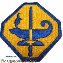 Mouwembleem  US Army ASTP  (Sleeve badge ASTP Army Specialized Training Program)