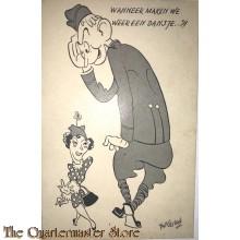 Ansicht mobilisatie 1940 Wanneer maken we weer een dansje ?