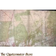 Topografische Landkaart Rozendaal no 470