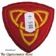 Mouwembleem  US Army AAA Cmd Eastern (Sleeve badge AAA Cmd Eastern)