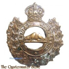 Collar badge Canadian Engineers WW1