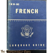 TM 30-302 French Language Guide