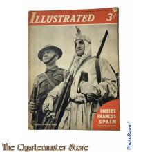 Magazine Illustrated no 11 , wednesday 11 may 1940