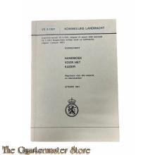 Voorschrift VS 2-1351  handboek voor het kader