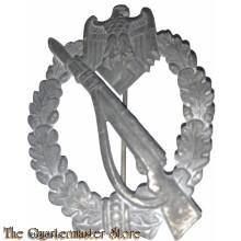Infanterie Sturm Abzeichen silver  (Infantry Assault badge in silver)
