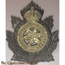 Cap badge Cape Breton Highlanders of Canada , 5th Canadian Armoured Division
