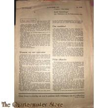 Circulaire no 1058  10 october 1941 voor de deelnemers van de Ned Unie s'Gravenhage