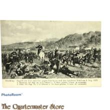 Postkarte 1914 angriff auf Rochling 1870