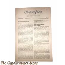 Christofoor : voor God en vaderland no 39, 8 maart 1945