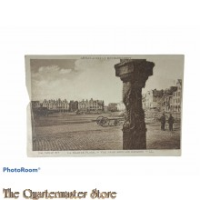 Postcard 1914-18 -  Arras apres Le bombardement
