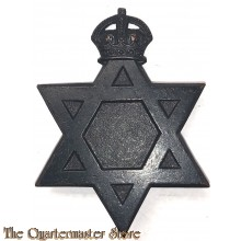 Cap badge Australian Army Chaplains Department (Jewish)  1930-1945
