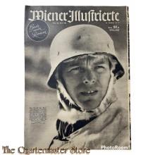 Zeitung Wiener Illustrierte 61e  jrg no 16 , 22 April 1942