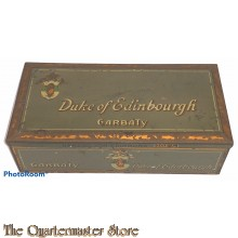 Zigaretten dose Herzog von Edinborough  (Tin Cigarettes duke of Edinborough)