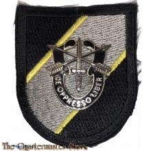 Beret flash J.S.O.C.  (Joint Special Operations Command)