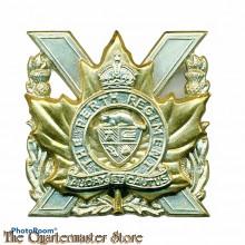 Cap Badge The Perth Regiment model 1948