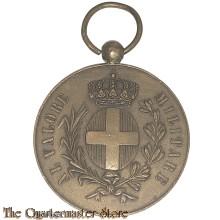 Italy - Medal Al Valore Militare 1916