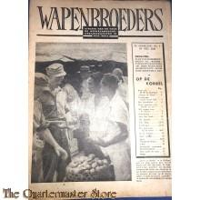 Krant Wapenbroeders no 7 Ned Strijdkrachten in Indonesie 3e jrg 20 mei 1948