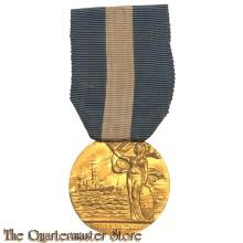 Italy - Medaglia d'onore per lunga navigazione compiuta post 1945