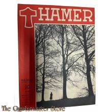 Maandblad de Hamer 4e jrg  no 2,  november  1943
