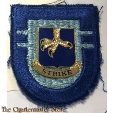 Beret flash 502nd Parachute Infantry Regiment 2nd  Bat