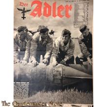 Weekblad der Adler no 19 , 21 september 1943