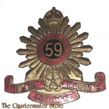 Cap badge 59th Inf Bat (The Hume Regiment)
