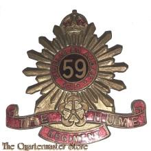 Cap badge 59th Inf Bat (The Hume Regiment)