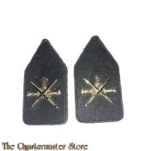 Kraag emblemen Korps Kommando Troepen
