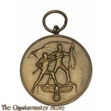 Die Medaille zur Erinnerung an den 1. Oktober 1938 (1 October 1938 Commemorative Medal)