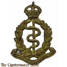 Cap badge Medical Corps New Zealand WW2