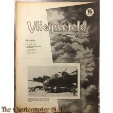 Vliegwereld jaargang 9 ,no 23 , 1 dec 1943