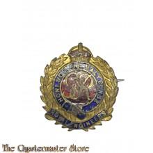Sweetheart brooch Royal Engineers WW2
