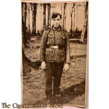 Photo Wehrmacht soldier