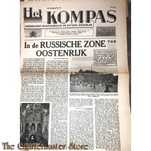 Verzetsblad Het Kompas 3e jaargang no 29