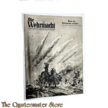 Magazine Die Wehrmacht 7e Jrg no 16 ,  28 juli 1943