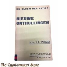 Brochure - De Bloem der Natie ? Nieuwe onthullingen 1935