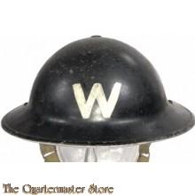 Helm MK II LBD engeland (Helmet MK II Warden)