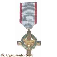 Miniature Medal  Air Force Cross