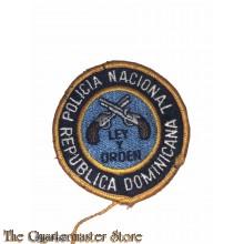 Republica Dominicana - Sleeve badge Policia National