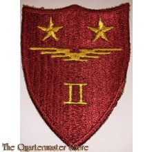 Mouw embleem 2e Marine Aircraft Wing (Sleeve patch 2nd Marine Aircraft Wing 1943-44)