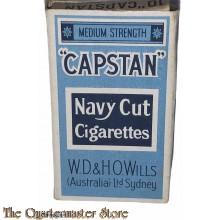Doosje  Capstan Navy Cut (Carton Capstan Navy Cut)