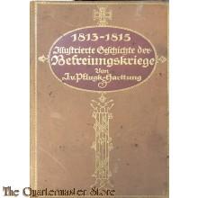 1813 - 1815 - Illustrierte Geschichte der Befreiungskriege