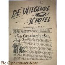 Onderdeelsblad van 32 R.G.G. no 5  ¨de Vliegende schotel¨