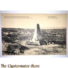 Postcard The Dead-Man hill 1918