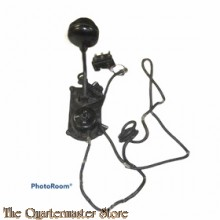 Signal Corps T-26 Chest Microphone Unit (Canada)